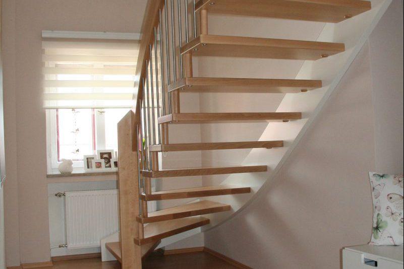 Aigner Treppenaufgang